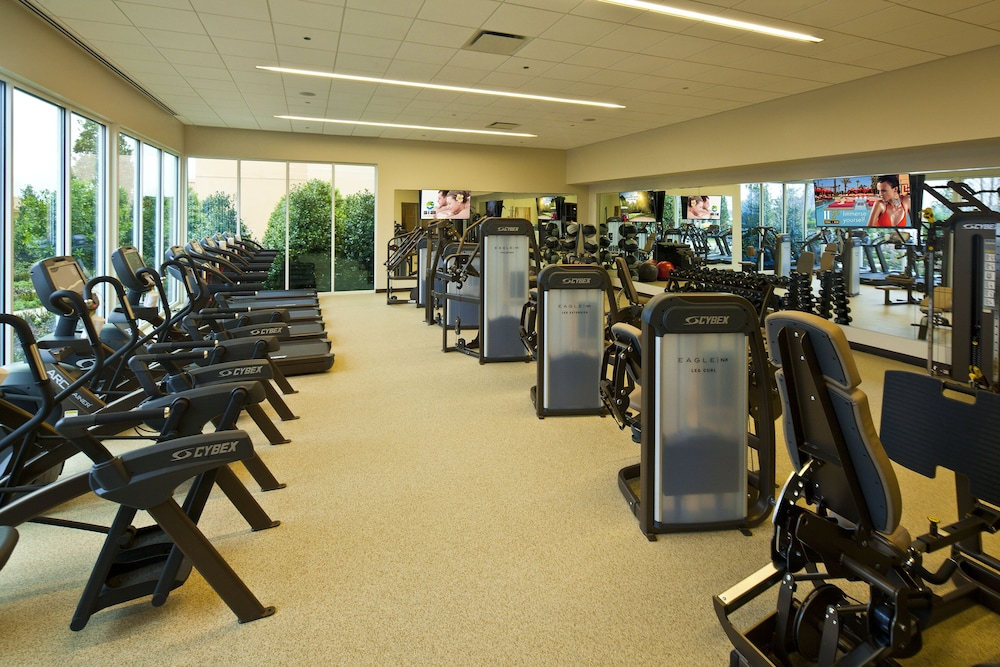 Fitness Facility, Golden Nugget Lake Charles
