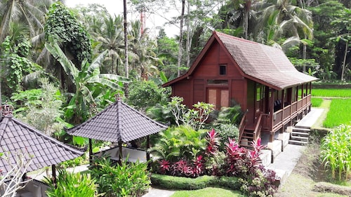Beingsattvaa Vegetarian Retreat Villa Ubud