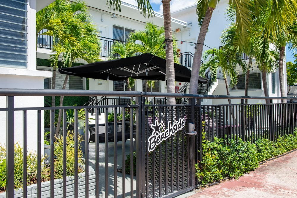 Exterior, Beachside All Suites Hotel, a South Beach Group Hotel