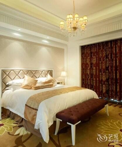 Wuxi jinjiang garden hotel 2017 room prices deals for Idea garden hotel wuxi