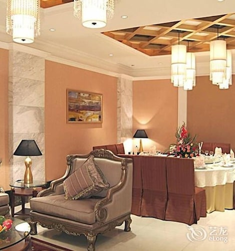 Restaurant, Great International Hotel - Heyuan