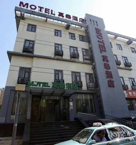 Motel 168 Dalian High-tech Park Huangpu Road Branch