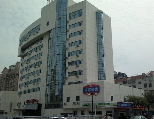 Hanting Express Hotel Changzhou Railway Station South Square