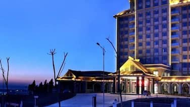 Maple Palace Hotel - Kunming