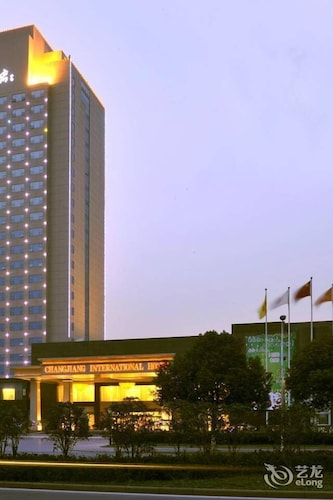 Maanshan Changjiang International Hotel