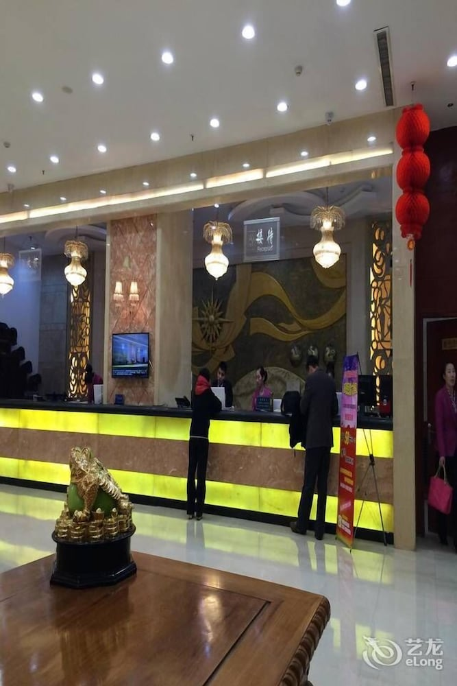 Shanxi zhongcheng hotel in yingze street hotel rates for 66125 3