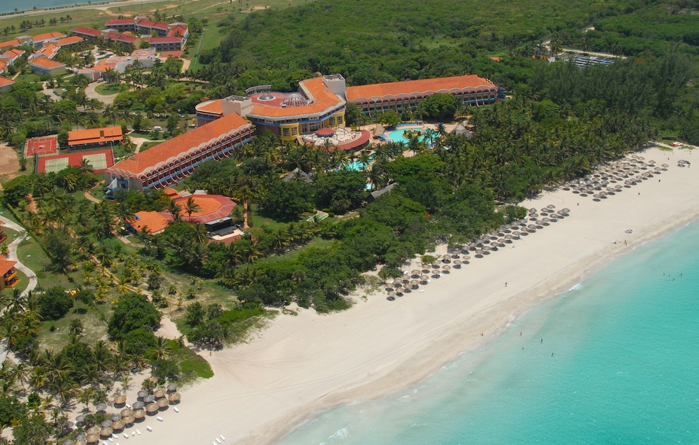 Aerial View, Brisas Del Caribe - All Inclusive