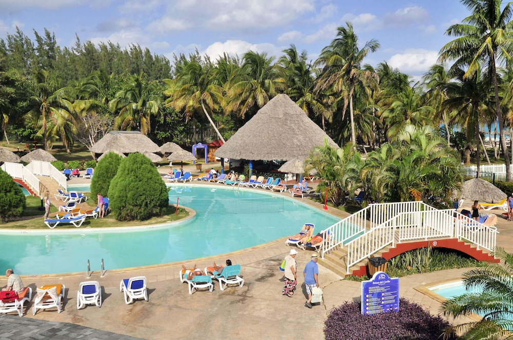 Outdoor Pool, Brisas Del Caribe - All Inclusive
