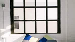Sengetøy av topp kvalitet, dundyner, gratis wi-fi og sengetøy