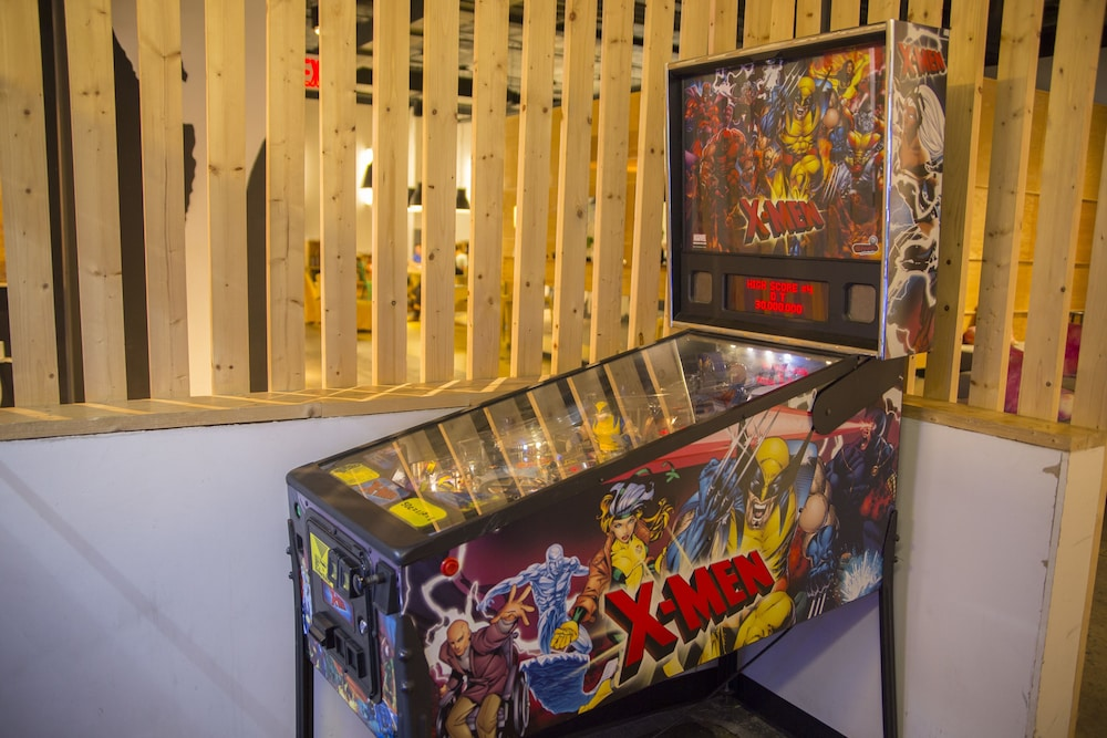Game Room, The Local