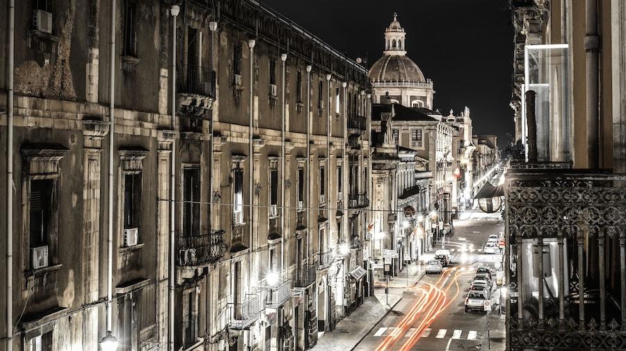 Palazzo Bruca Catania