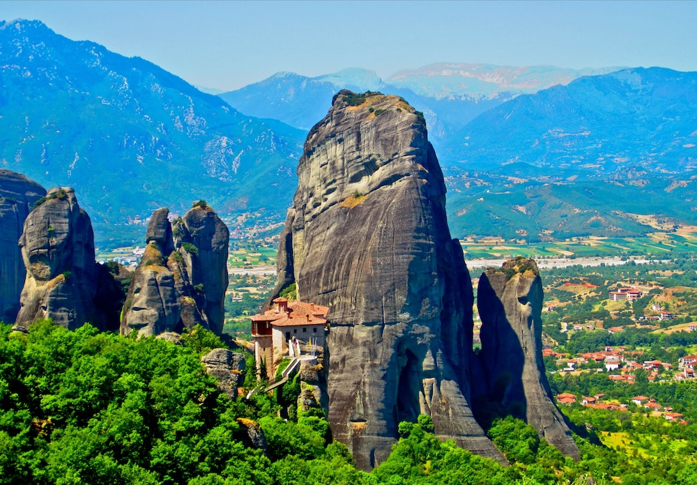 Mountain View, Nomads Meteora