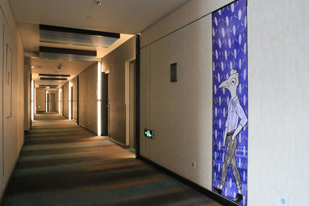 Hallway, Aloft Dongguan Songshan Lake
