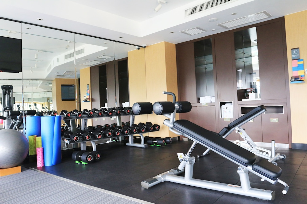 Gym, Aloft Dongguan Songshan Lake