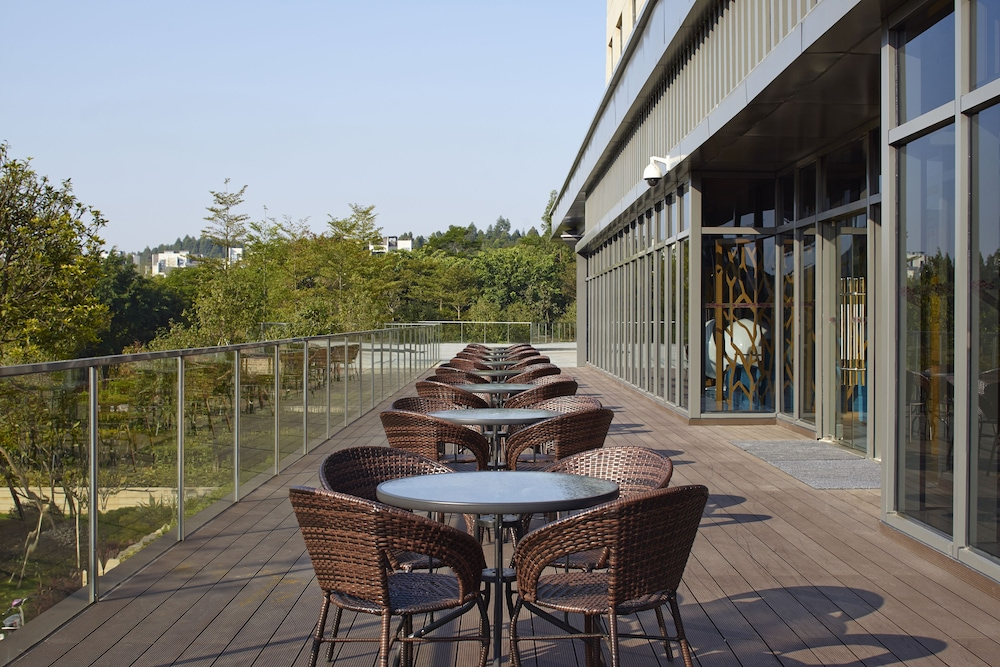 Terrace/Patio, Aloft Dongguan Songshan Lake