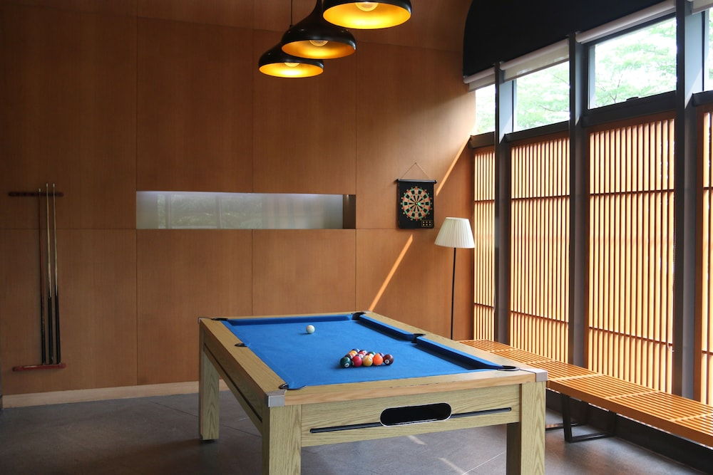 Game Room, Aloft Dongguan Songshan Lake