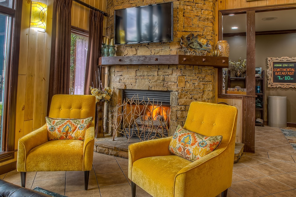 Fireplace, Accommodation By Willow Brook Lodge