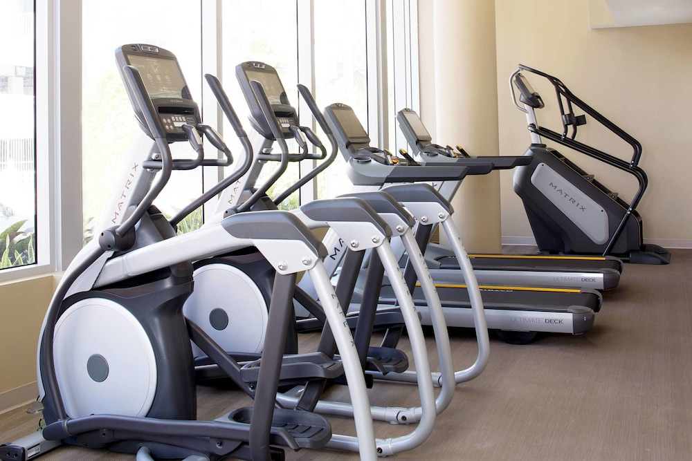 Fitness Facility, AC Hotel by Marriott Miami Beach
