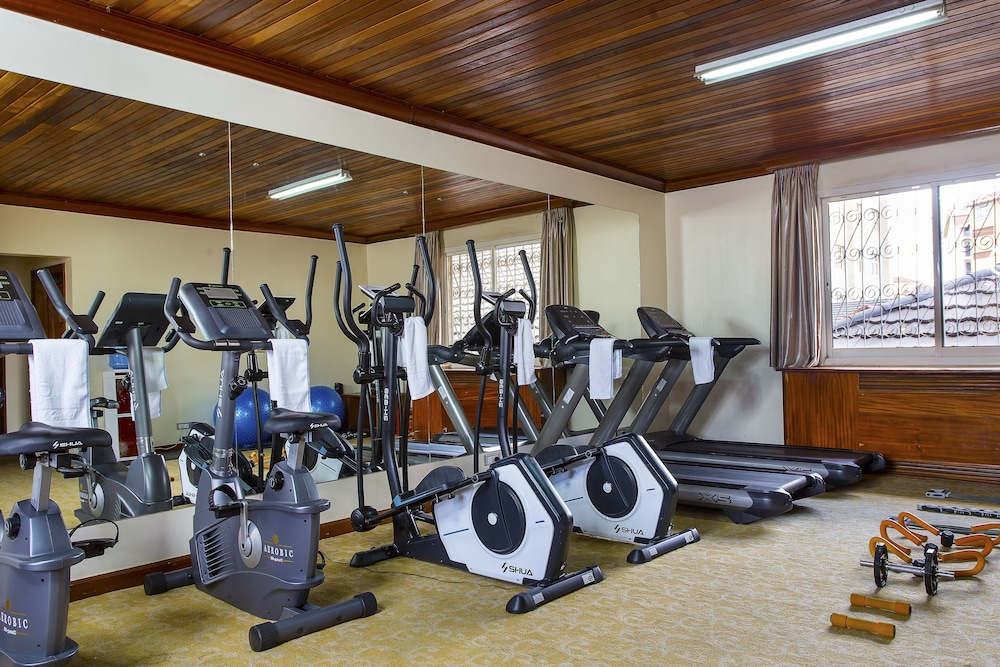 Fitness Facility, Eastland Hotel