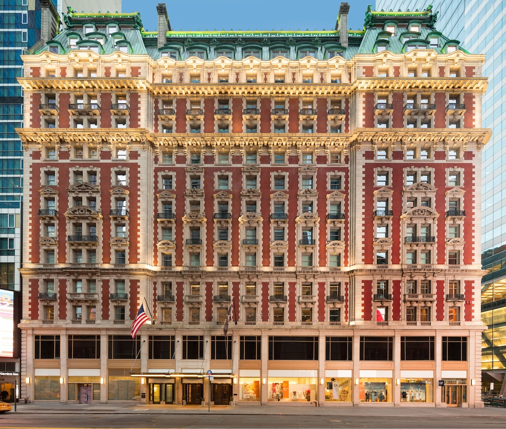 Front of Property, The Knickerbocker Hotel