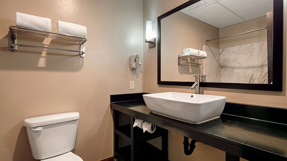Bathroom, Best Western Plus Zion West Hotel