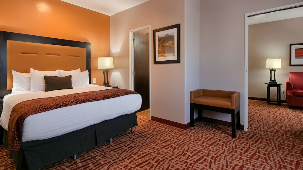 Room, Best Western Plus Zion West Hotel