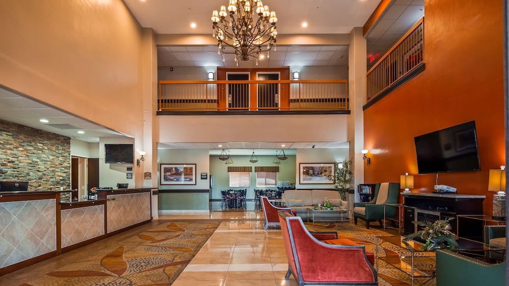 Lobby, Best Western Plus Zion West Hotel