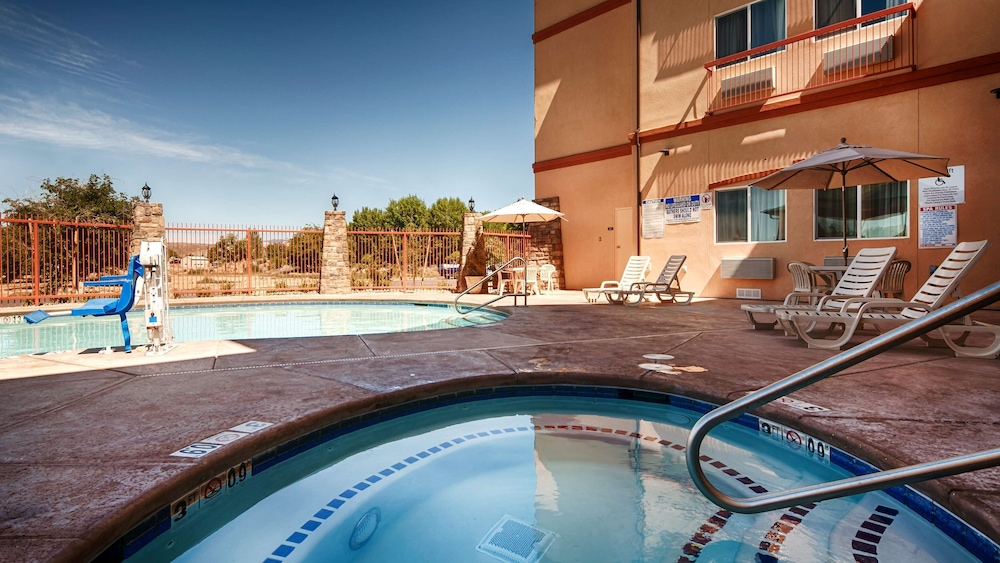 Pool, Best Western Plus Zion West Hotel