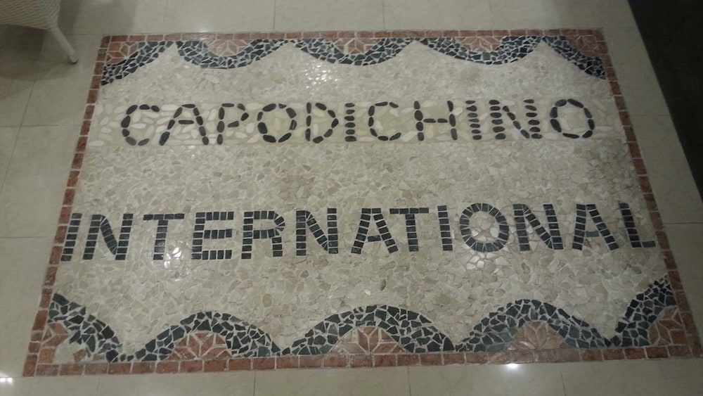 Reception, Capodichino International Hotel