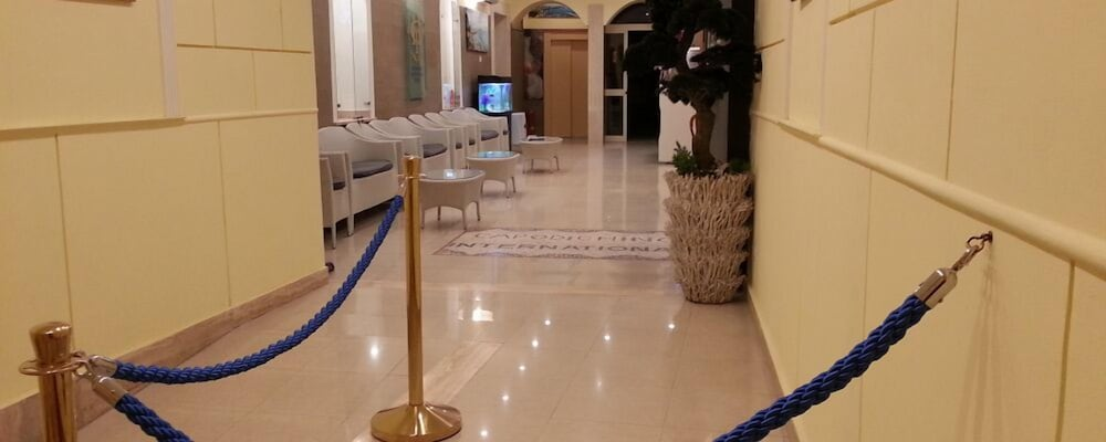 Lobby, Capodichino International Hotel