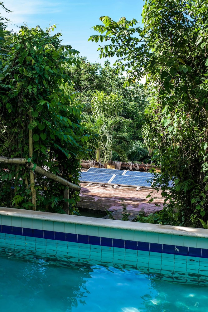 Book jurassic park hotel las terrenas hotel deals for Garden pool haiti