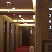 การตกแต่งภายในโรงแรม