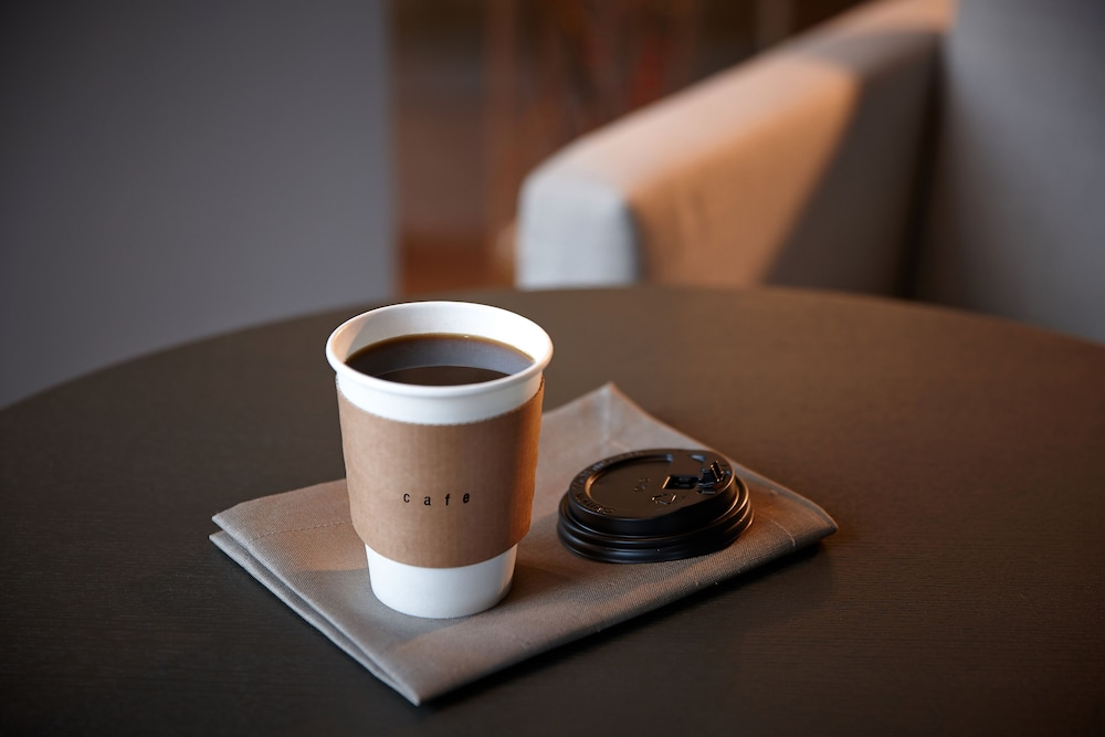 Coffee and/or Coffee Maker, Shilla Stay Seodaemun (Seoul Station)