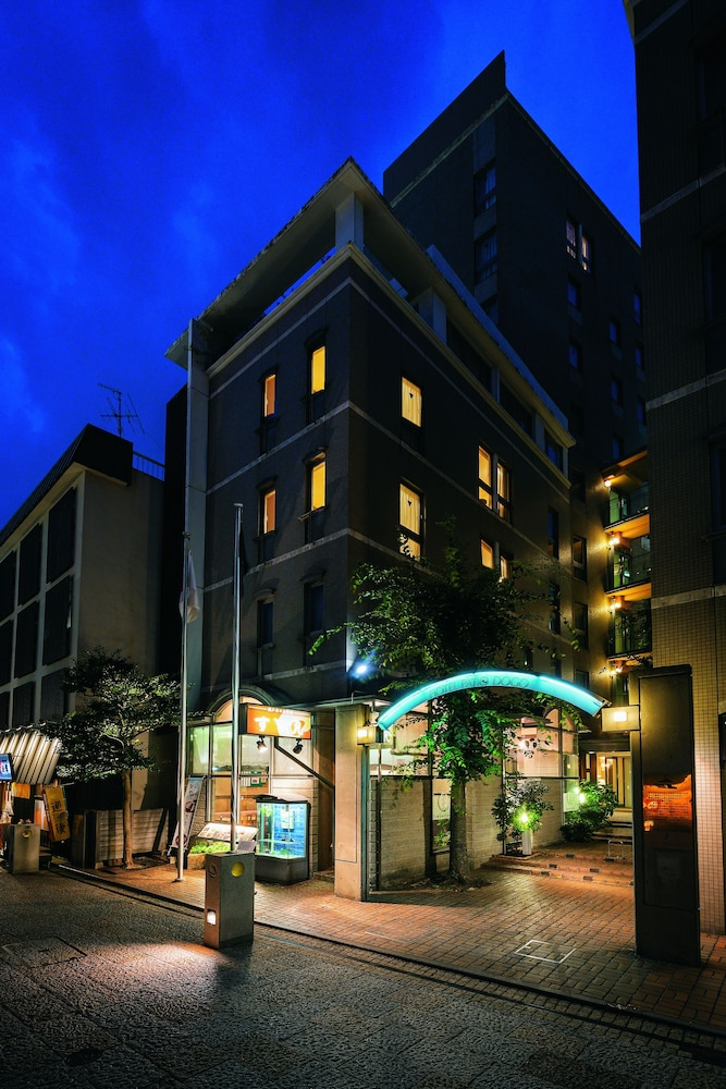 Front of Property - Evening/Night, Hotel Patio Dogo
