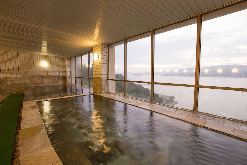 Public Bath, Wano Resort Hazu