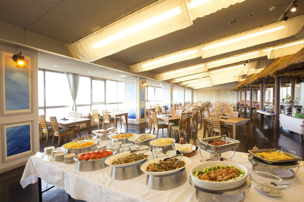 Buffet, Wano Resort Hazu