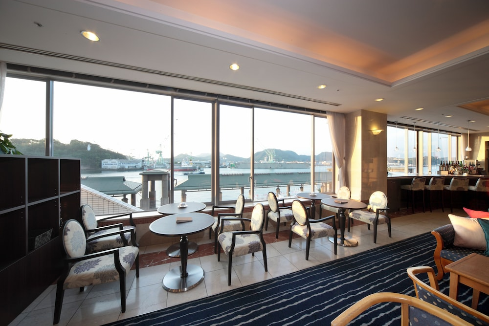 Dining, Green Hill Hotel Onomichi
