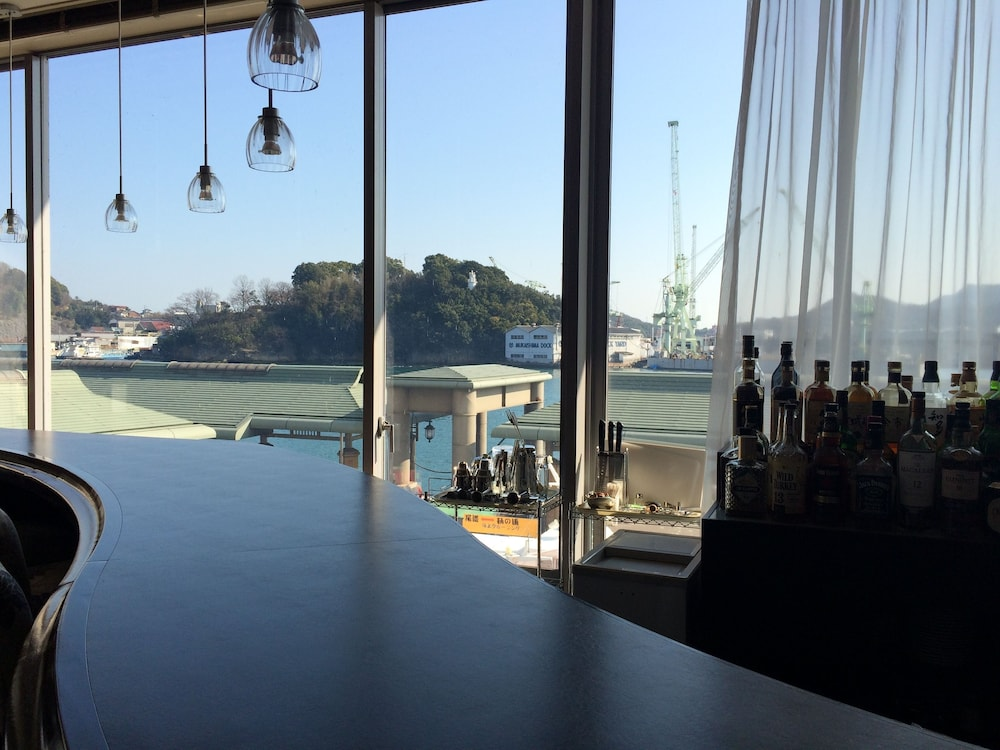 Bar, Green Hill Hotel Onomichi