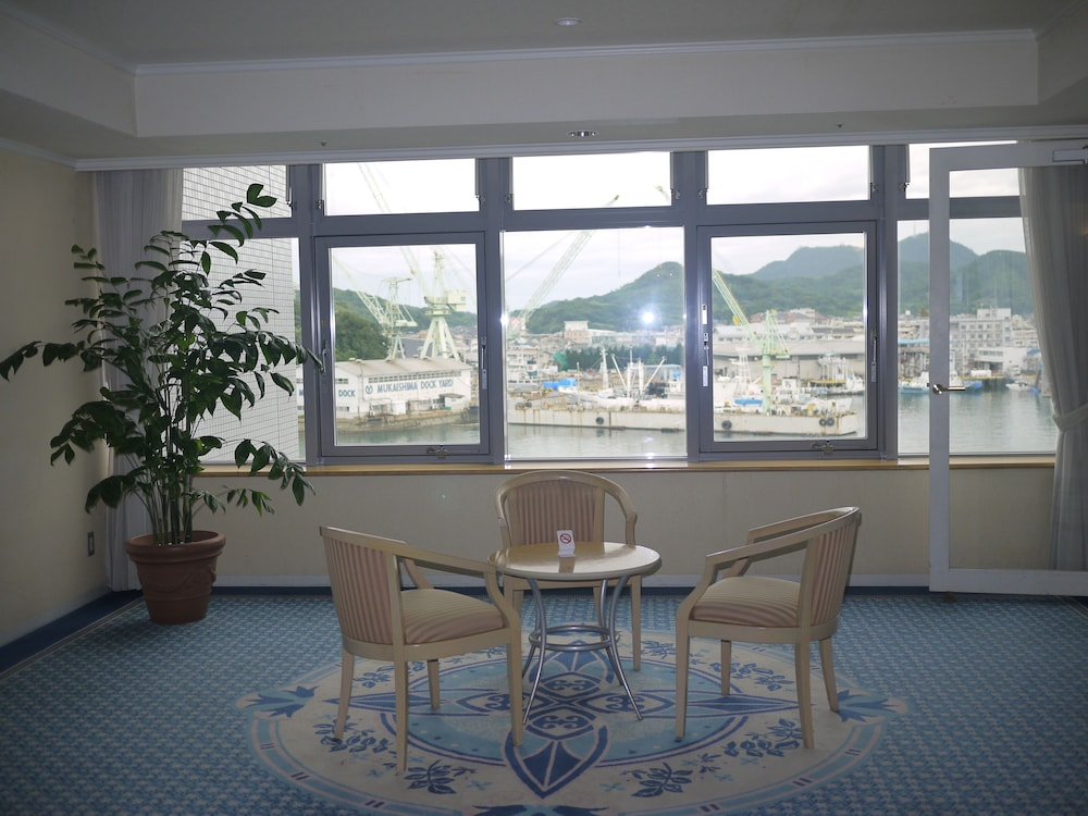 Interior Detail, Green Hill Hotel Onomichi