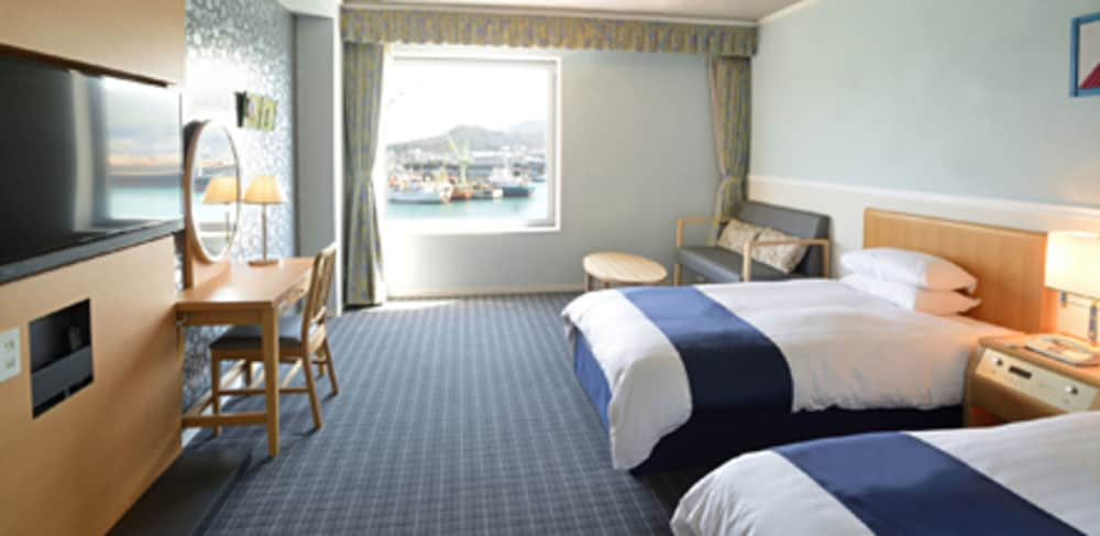 Room, Green Hill Hotel Onomichi