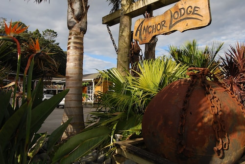 Anchor Lodge Motel Coromandel