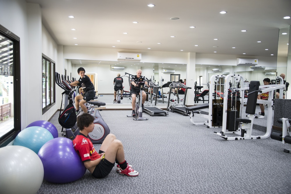 Fitness Facility, Alpine Golf Resort Chiang Mai