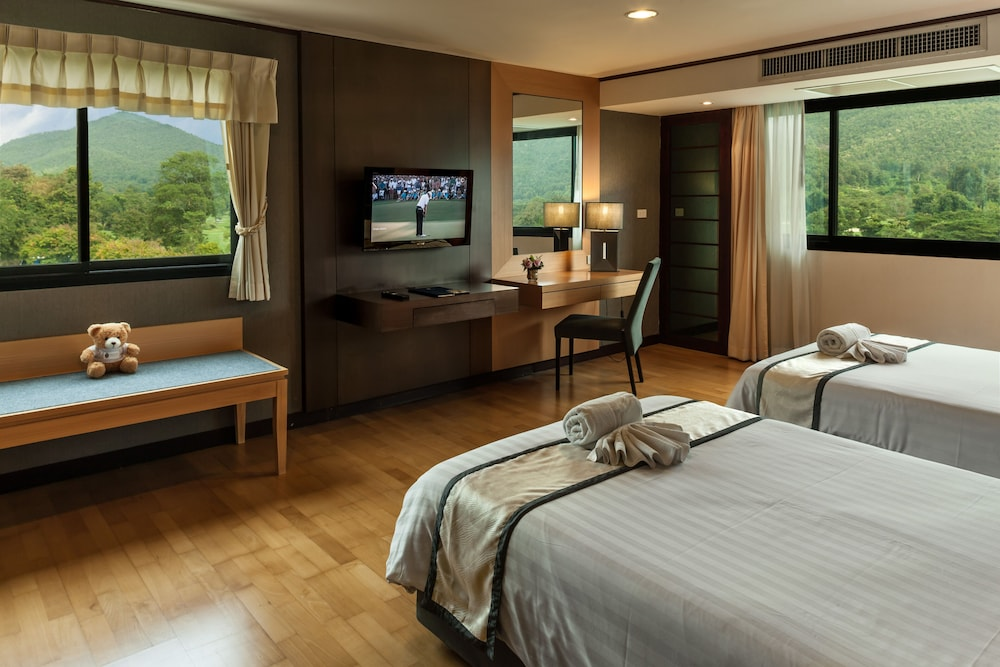 Room, Alpine Golf Resort Chiang Mai