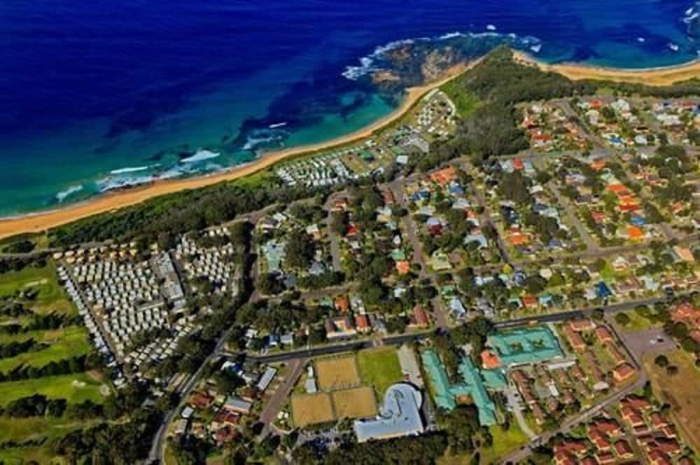 shelly beach holiday park in bateau bay hotel rates. Black Bedroom Furniture Sets. Home Design Ideas