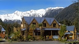 Fox Glacier Lodge - Fox Glacier Hotels