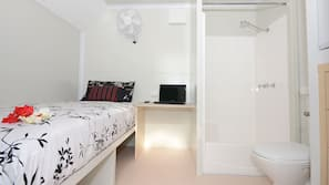 Soundproofing, iron/ironing board, rollaway beds