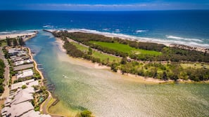 Beach nearby, snorkelling, rowing, fishing