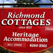 Richmond Cottages Tasmania
