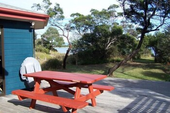 Beach Baby On Freycinet Tasmania Australia