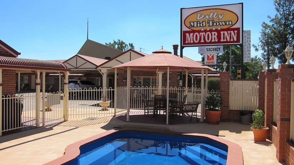 Dalby Mid Town Motor Inn In Darling Downs Hotel Rates